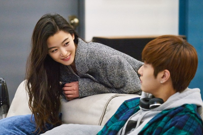 Korean actress kdrama jun ji hyun legend of the blue sea drama ep 3 & 4 mermaid hairstyles for girls women kpopstuff hair trends for kpop