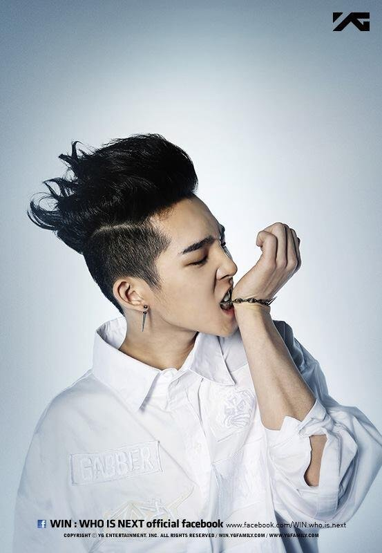 korean kpop group winner mino long two-block haircut for korean asian kpop men hairstyles kpopstuff