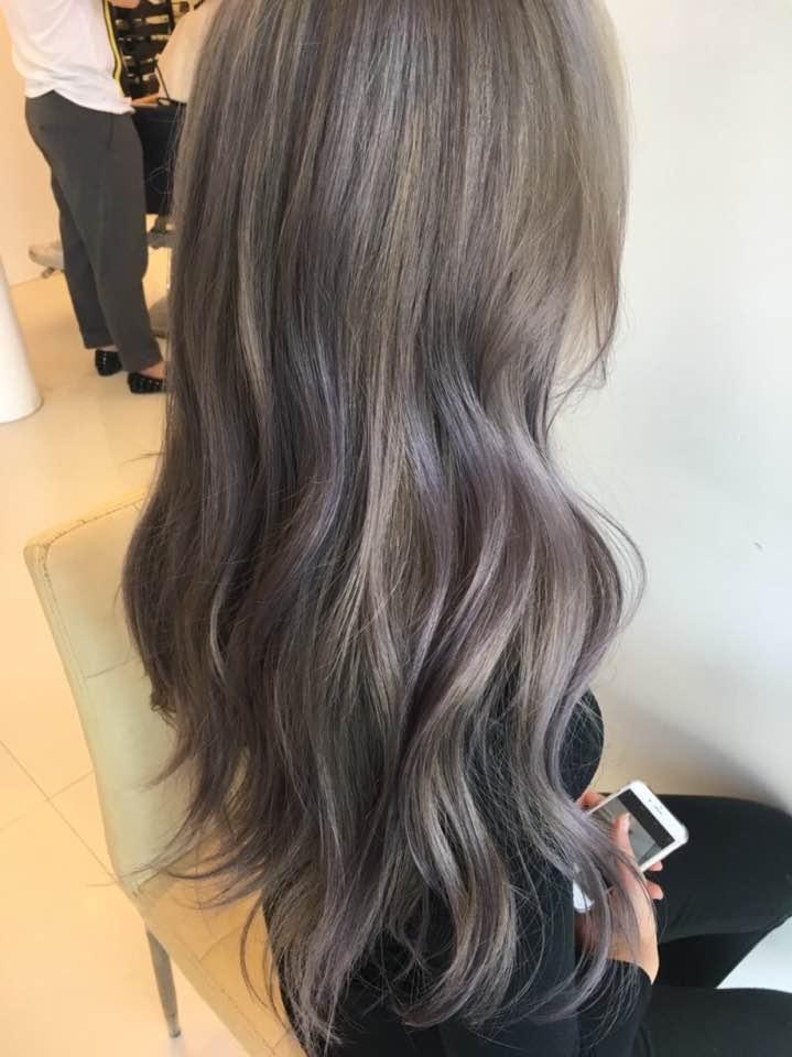 The New Fallwinter 2017 Hair Color Trend Kpop Korean Hair And Style
