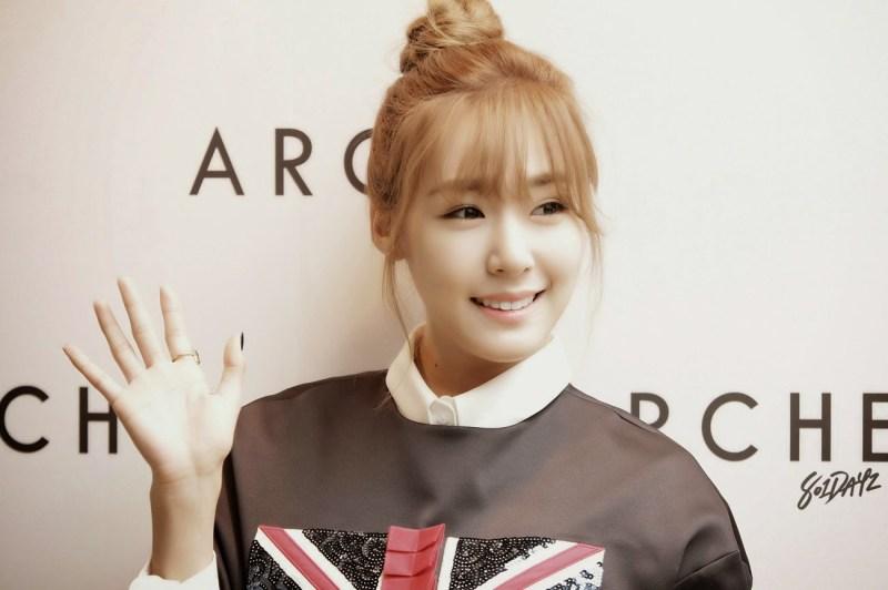 kpop korean girl group idol snsd tts see through bangs styles for women hairstyles kpopstuff
