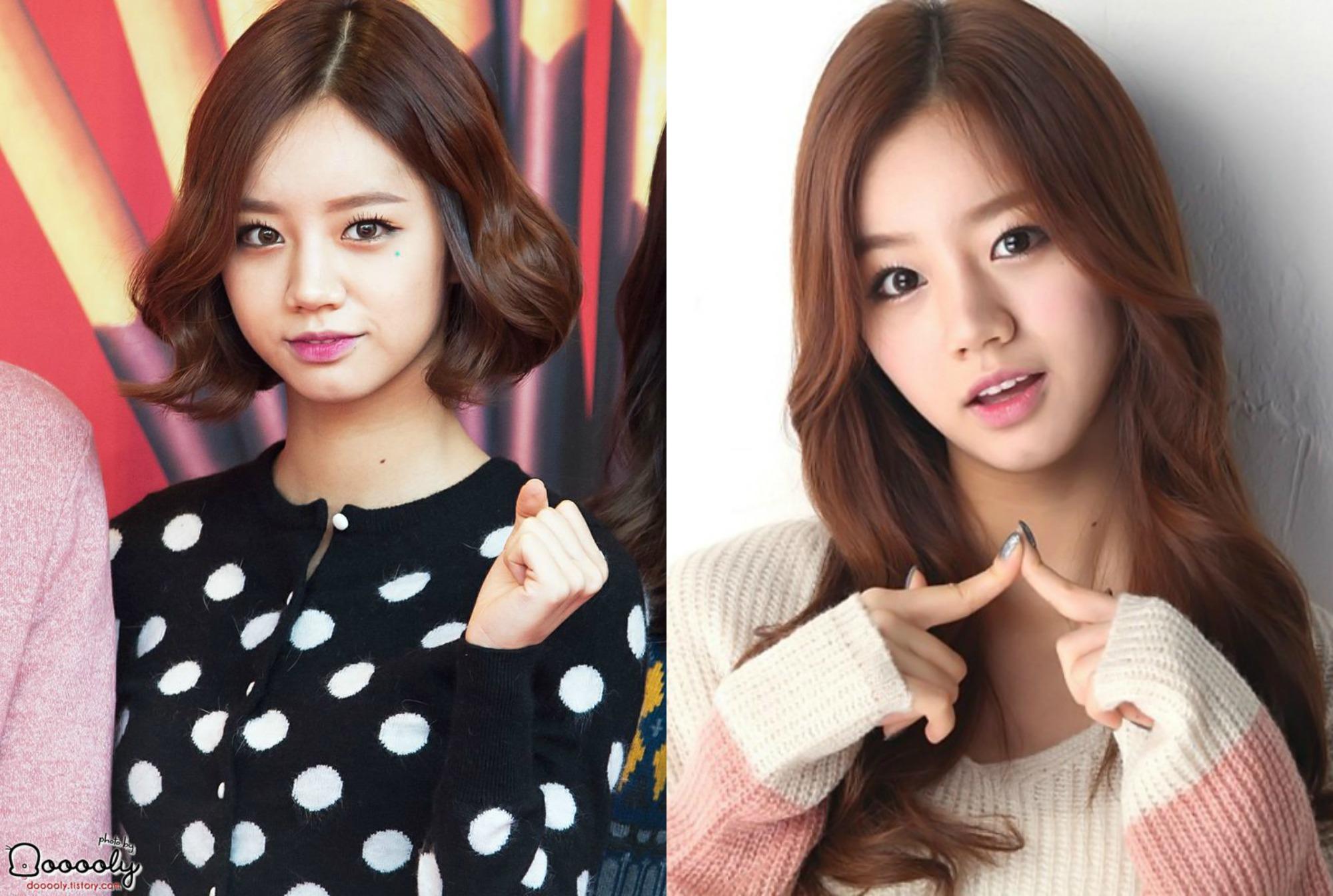 short vs long Archives , Kpop Korean Hair and Style