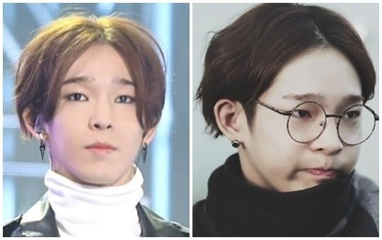 kpop group band korean winner nam tae hyun kpop guy hairstyles middle part