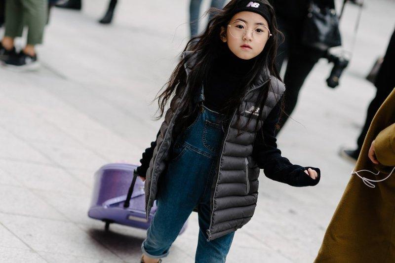 kpop fashion korean model child seoul fashion week styles kpopstuff