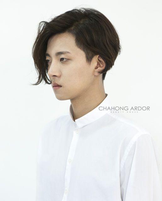 two block haircut korean asian men hairstyles haircuts long