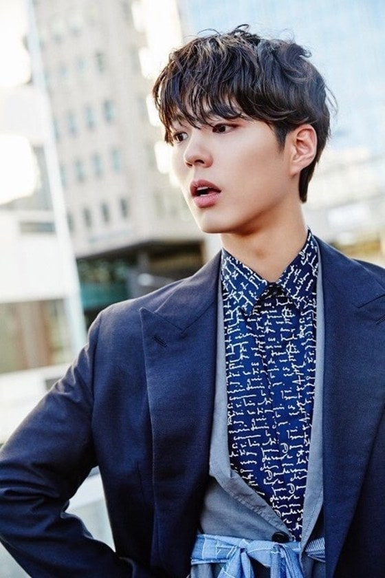 korea kdrama korean actor park bo gum wet hair trend photoshoot how to kpop kpopstuff