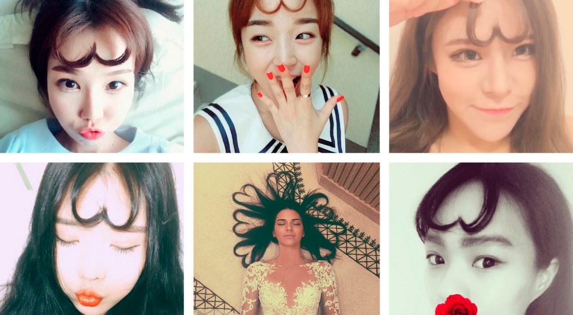 kpop idol girls groups korean ulzzang beauty bloggers heart shaped bangs for girls korean asian kpopstuff trending hairstyles