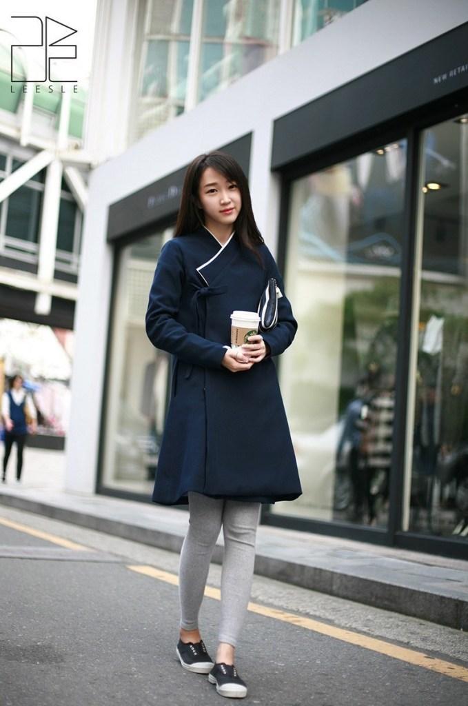 2017 Korean Fashion Trend-The u0026quot;Dailyu0026quot; or Modern Hanbok - Kpop Korean Hair and Style