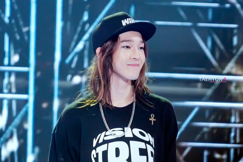 korea korean kpop idol guy hairstyles WINNER nam taehyung long hair kpopstuff