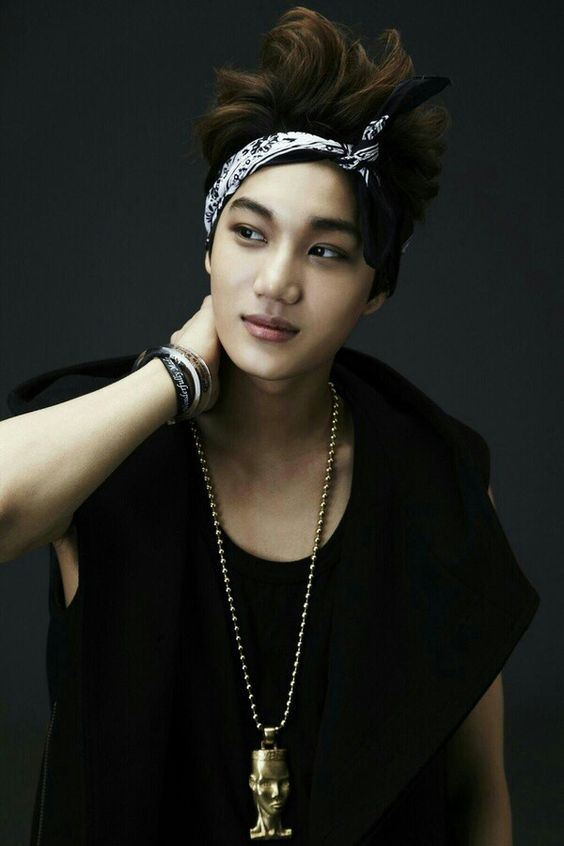 korea-korean-kpop-idol-boy-band-group-exo-exo-k-kai-bandana-hairstyles-workout-gym-fashion-for-guys-kpopstuff