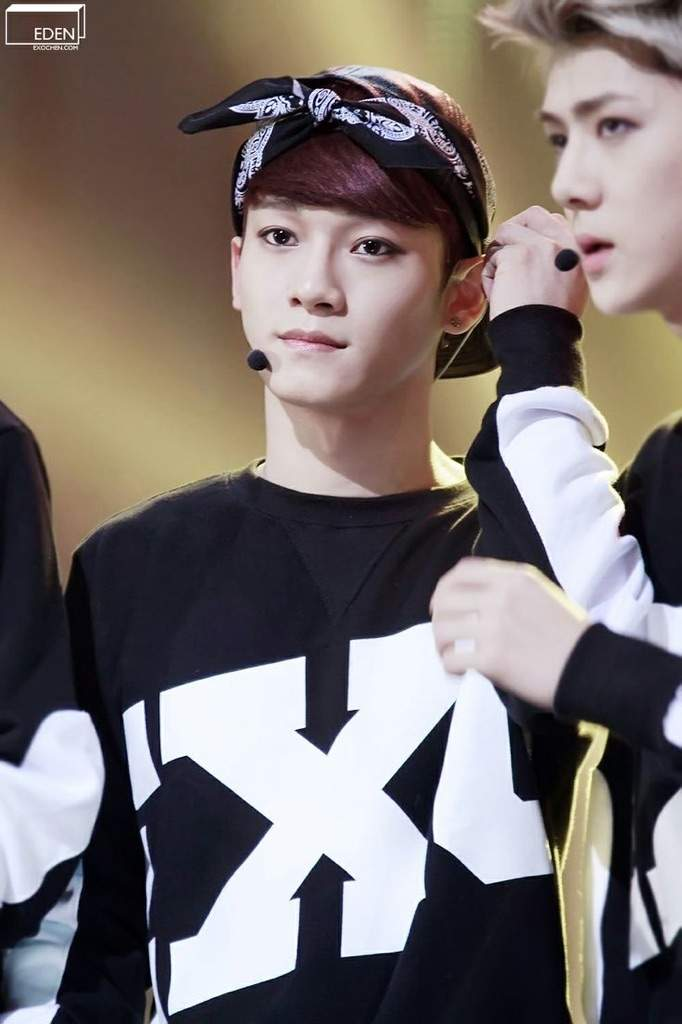 korea-korean-kpop-idol-boy-band-group-exo-exo-m-chen-bandana-workout-gym-hairstyles-for-guys-kpopstuff