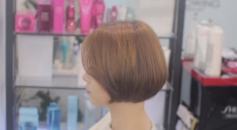 korea korean kdrama actress kpop idol girl group haircut voluminous short bob hairstyles for girls left profile