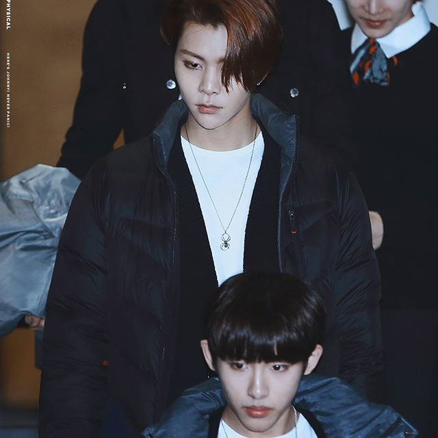 korea korean kpop idols boy band group nct nct127 long bob haircut johnny limitless two block haircut hairstyles for guys kpopstuff