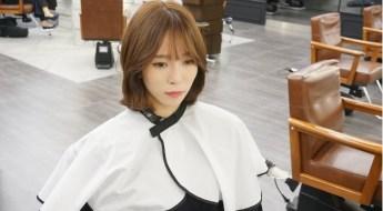 korea korean trending hot hairstyle for girls women short hair c-curled perm see through bangs kpop idol fall winter hairstyles kpopstuff main pic