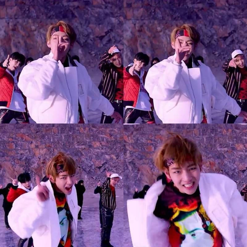 korea korean kpop idol boy band group bangtan boys BTS not today bomber jackets v taehyung kdrama hwarang actor white bomber fashion style outfits for guys kpopstuff