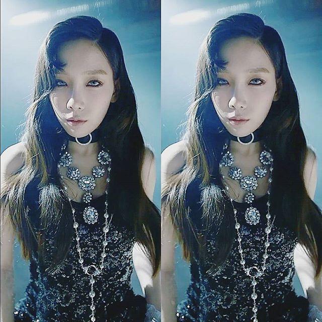 korea korean kpop idol girl band group girl's generation snsd taeyeon's hairstyle for i got love comma hair trend for girls kpopstuff