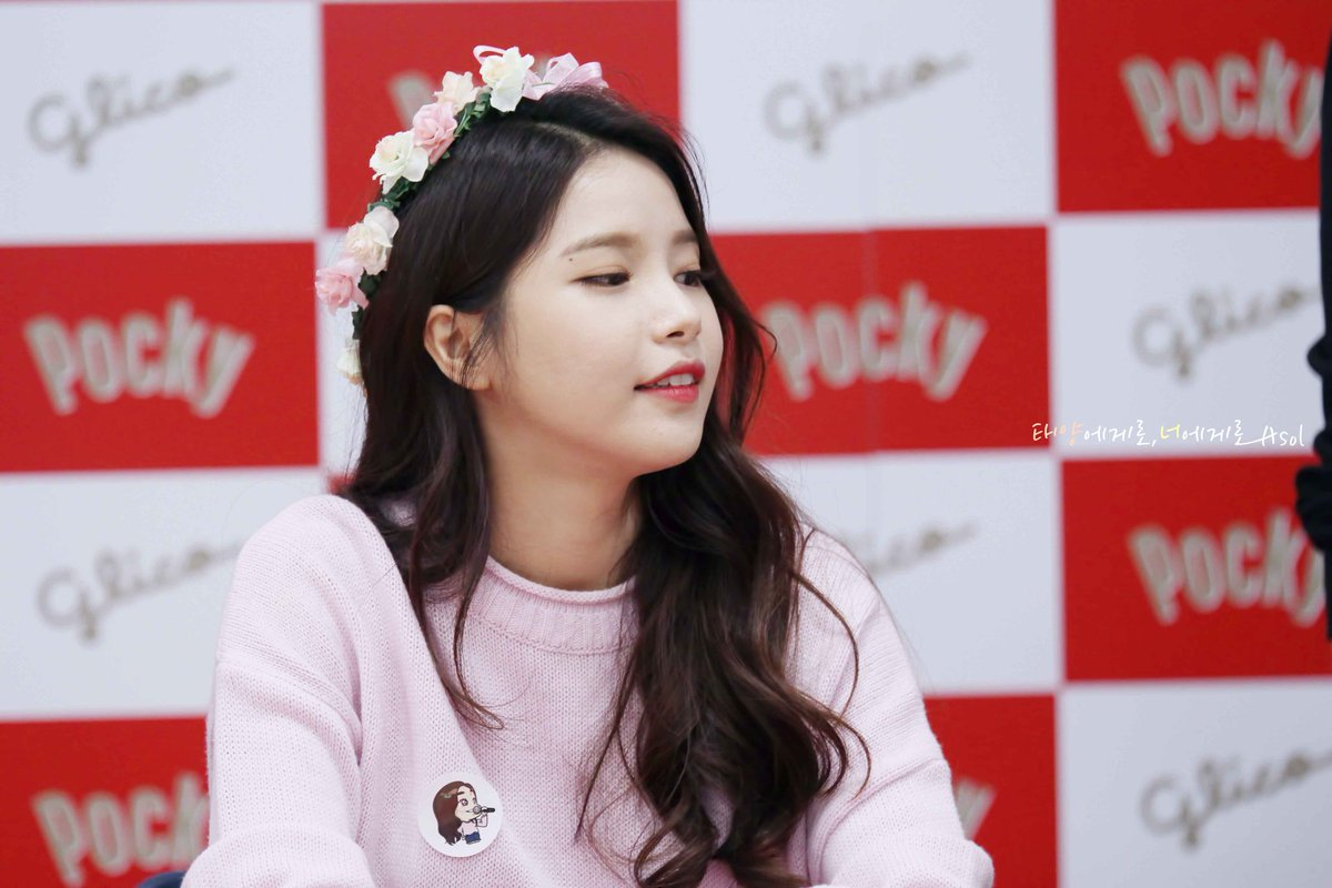 korea korean kpop idol girl band group mamamoo solar's goddess waves wavy permed hair fanmeeting hairstyles for girls kpopstufff main