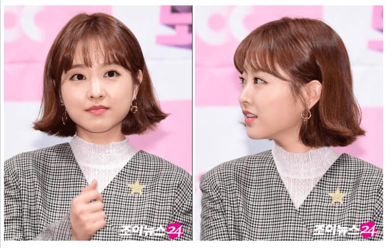 korea korean drama actress kdrama strong woman do bong soon - park bo young's hairstyle press conference short haircut hairstyles for girls kpopstuff