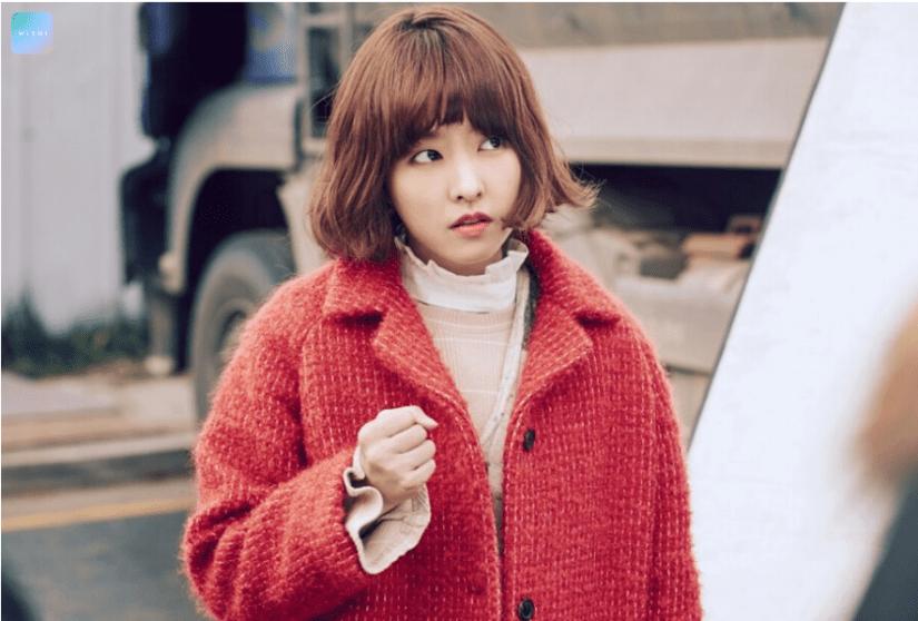 korea korean drama actress strong woman do bong soon - park bo young's hairstyle permed short haircut hairstyles for girls kpopstuff