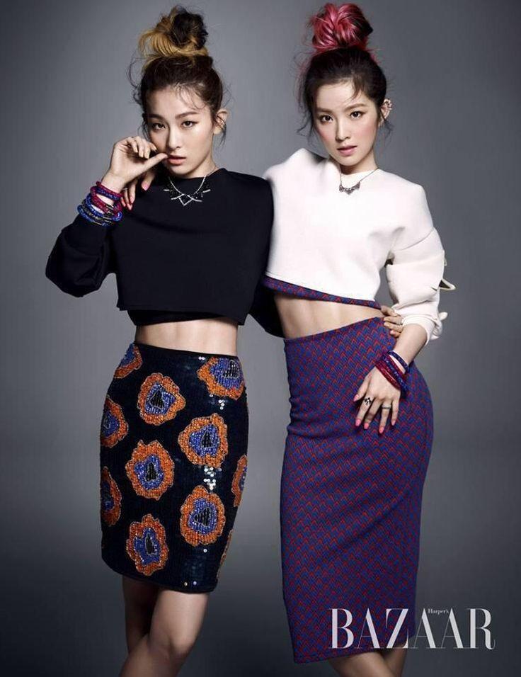 korea korean kpop idol girl band group red velvet's skirt fashion looks seulgi irene pencil skirt outfit looks style for girls kpopstuff
