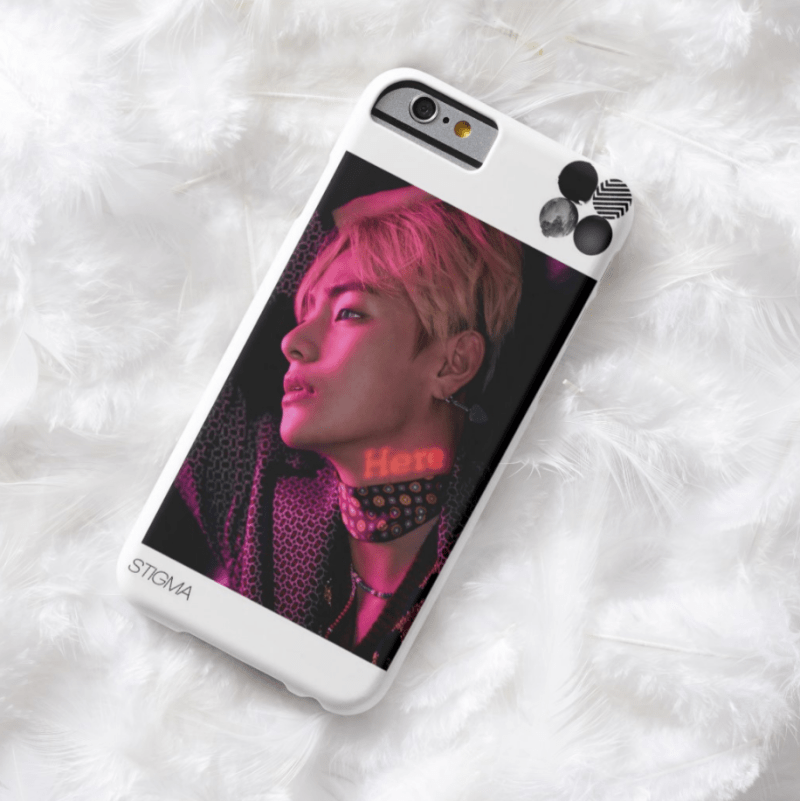 Korean kpop idol boy group band BTS printed suits blood sweat tears fashion phone case obeythekorean style looks for guys kpopstuff