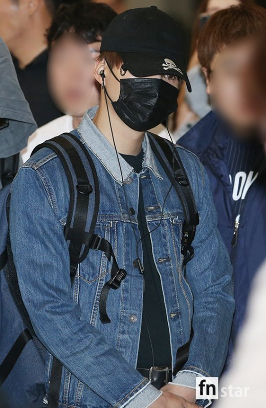 BTS AIRPORT LOOKS - MAY 10 2017 - Kpop Korean Hair and Style
