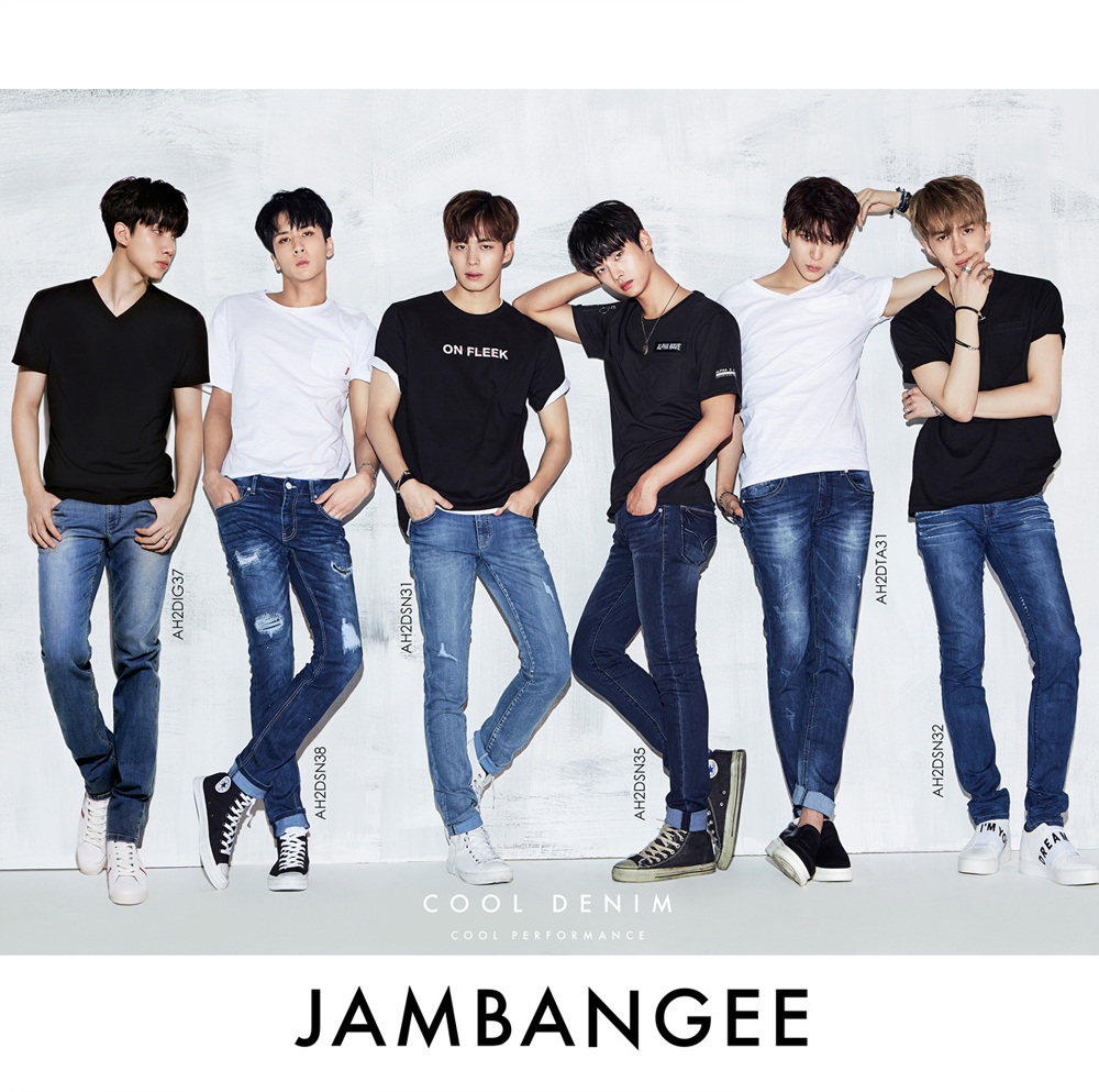 korea korean kpop idol boy band group vixx denim jean fashion style jambangee outfit photoshoot styles for guys men kpopstuff main
