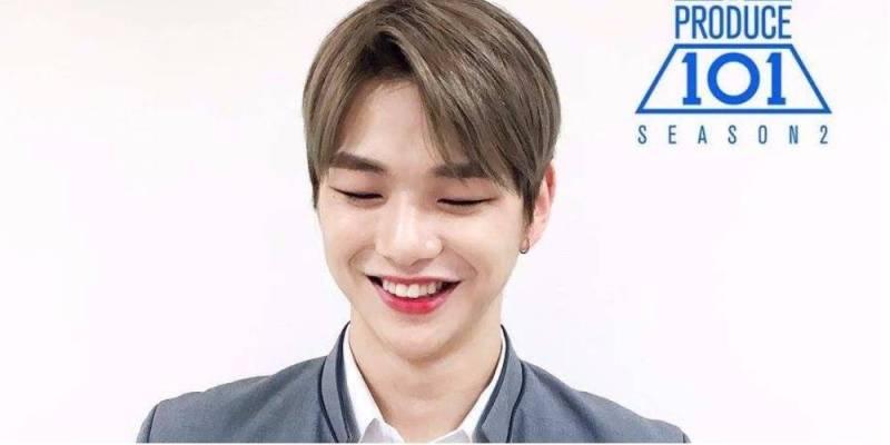 korea korean kpop idol boy band group produce 101 kang daniel brown grey silver colorful hair dye hairstyles guys men kpopstuff