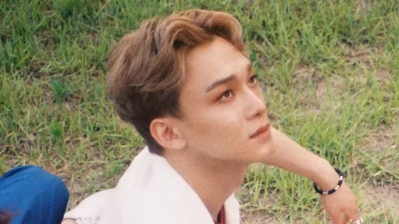 Block K Chen kpop hair and style kpop and hair and style