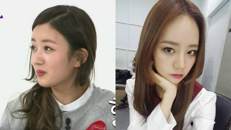 The Hime Cut A Japanese Look Trending In Korea Kpop
