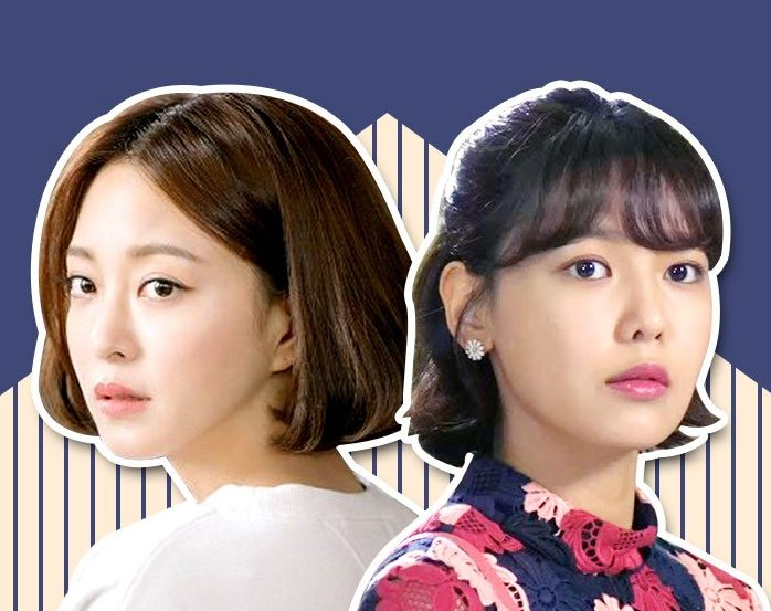 korea korean kpop idol drama kdrama hairstyles short bobbed hair han ye seul 20th century girl sooyoung snsd man who sets table haircut women girls kpopstuff