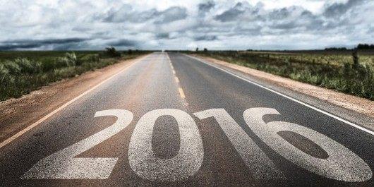 2016年、終わります―☆お世話になりました、良いお年をー♪