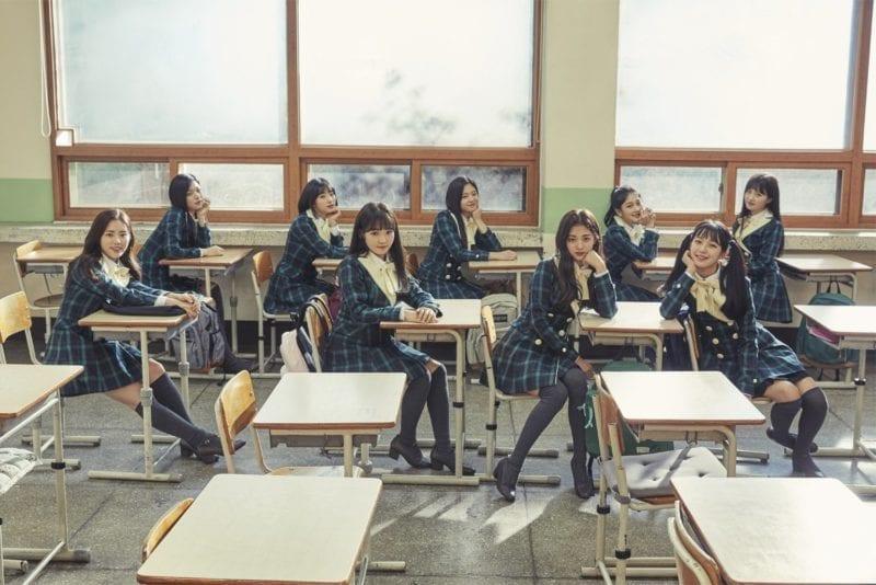 Oh My Girl Kpop Wallpaper Fromis 9 Members Profile Updated