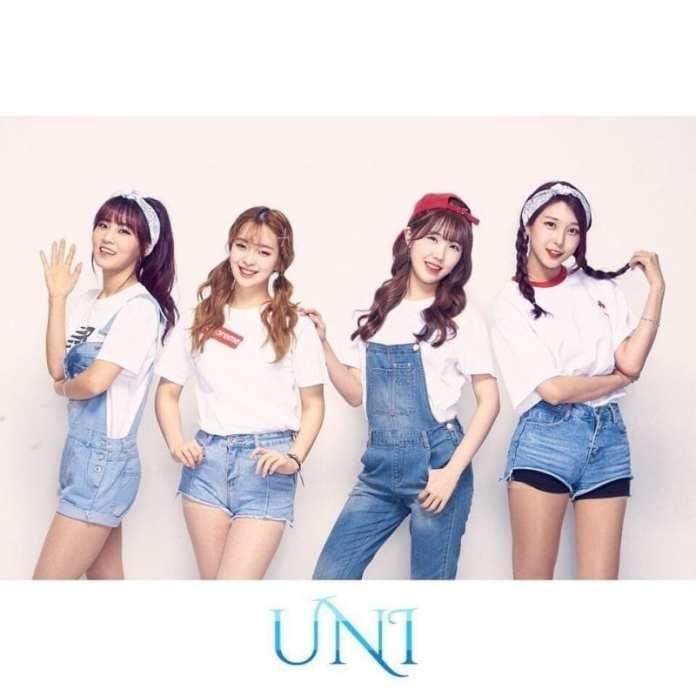 Ban nhạc Kpop UNI