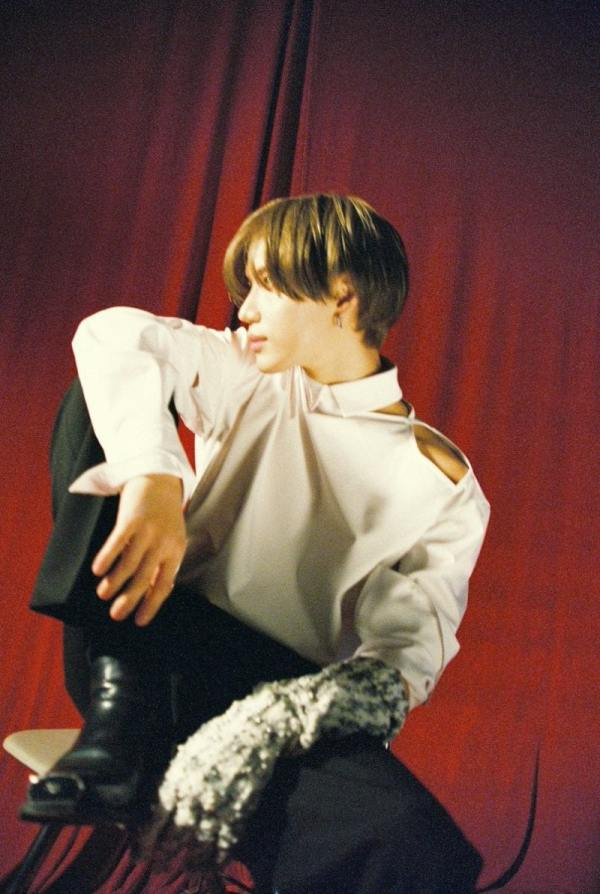 Shinee Taemin Release Japanese Mini Album - Year of Clean Water