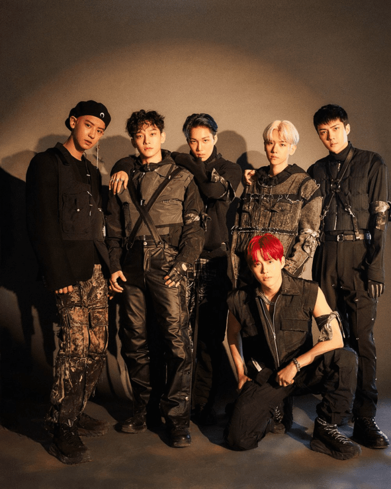 Exo Group Picture : group, picture, Members, Profile, Facts, (Updated!)