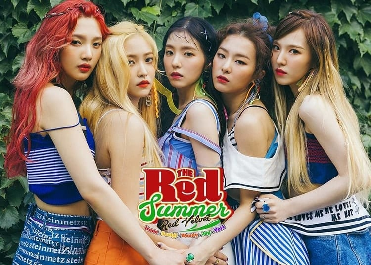 Image result for red velvet 2017