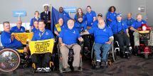 Paralyzed Veterans Of America Keystone Chapter