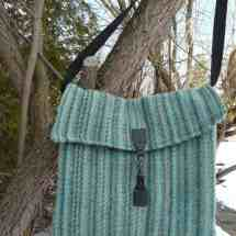 bag with strap green 16.41