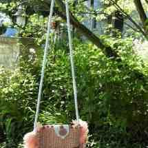 bag rep weave pink 17.57