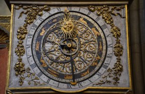 14th Century Astrinomical Clock