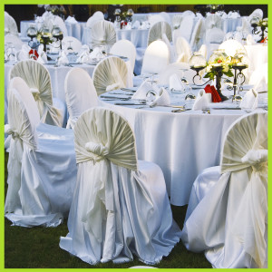 bulk satin chair covers and linens john r kaiqi wedding sashes candle holders charger