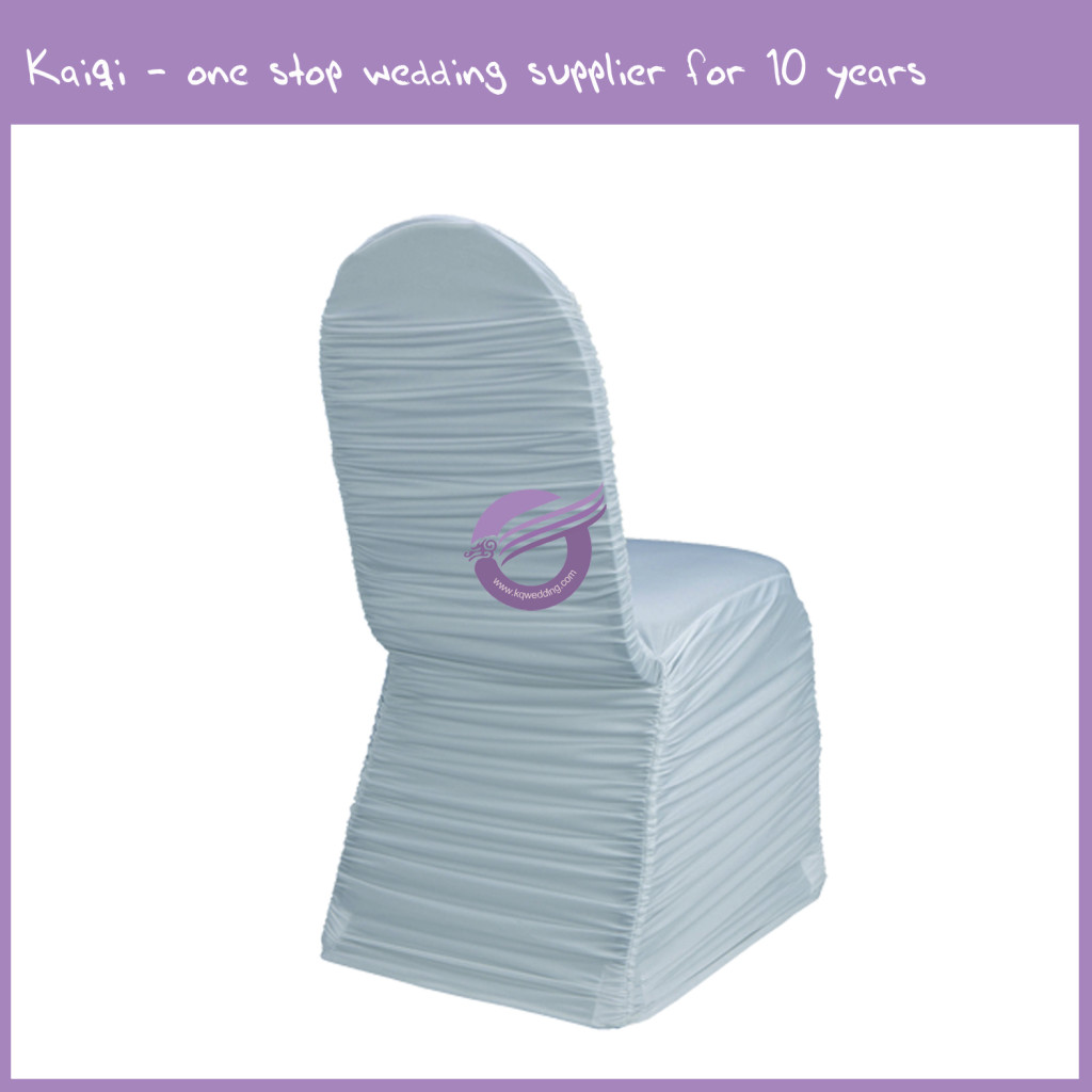 pale blue chair covers sling back light roughed spandex cover 951 kaiqi wedding