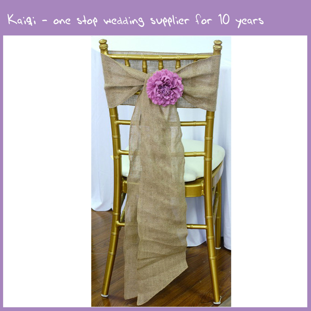 purple chair sashes for weddings sleeping in office hot sale wholesale burlap wedding sash 19138 kaiqi