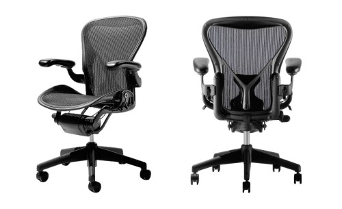Aeron chair_Herman Miller