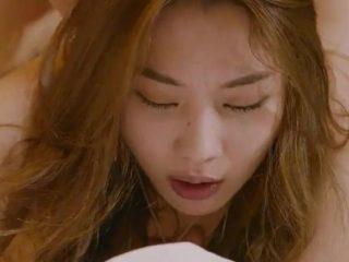 韓国女優の濡れ場67