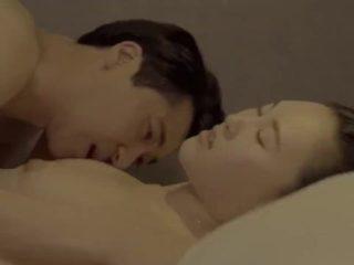 韓国女優の濡れ場66