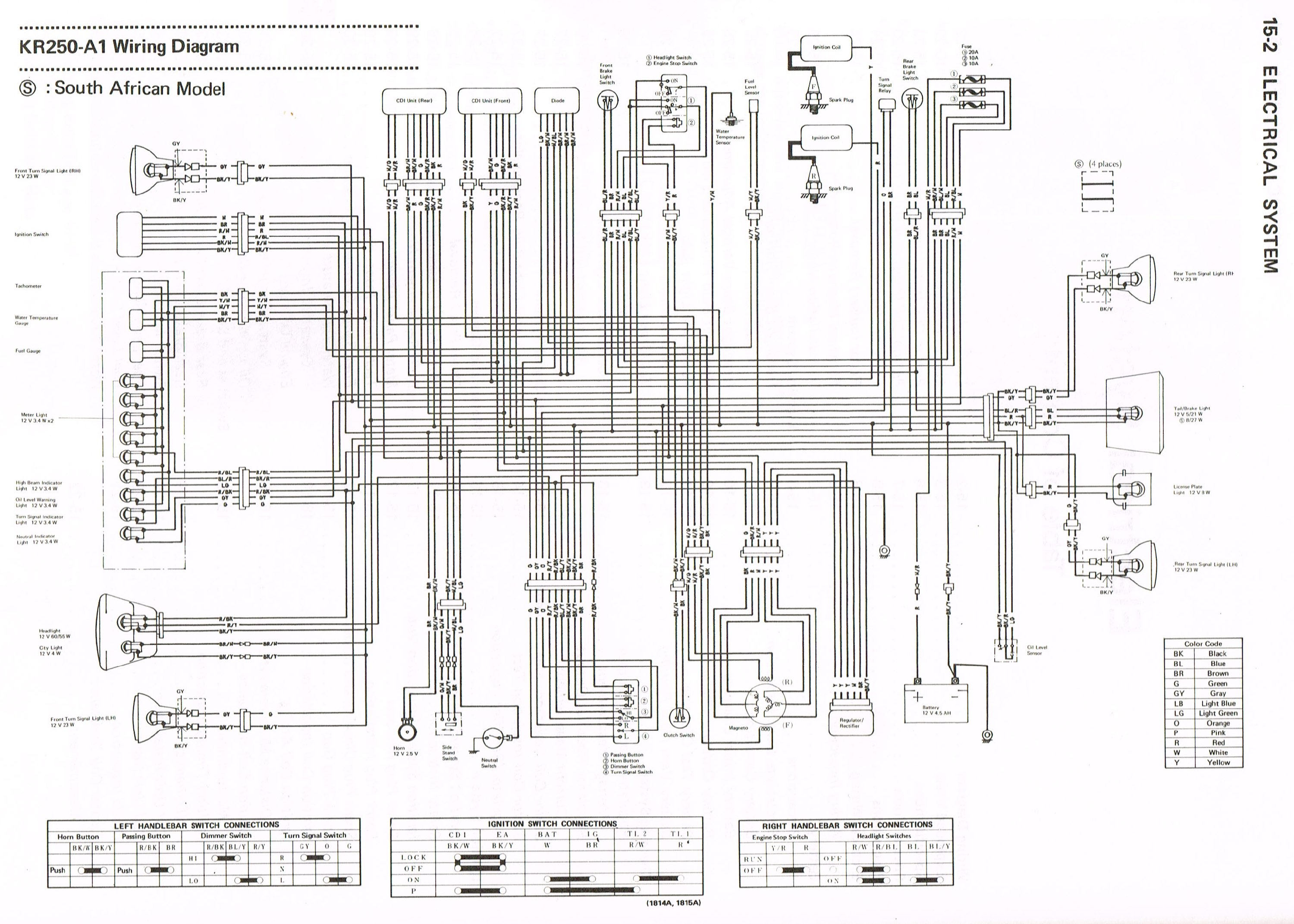 Kr Wiring Diagram