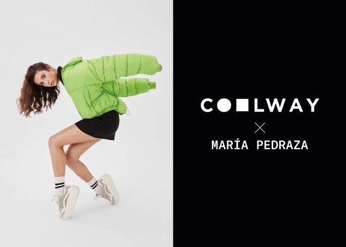 Coolway x María Pedraza