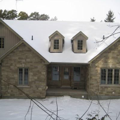 Winter Rd. Custom Build