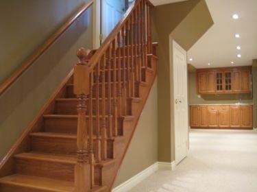 Basements & Interiors